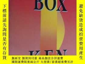 二手書博民逛書店Demon罕見Box 惡魔的盒子 英文原版文學小說 大32開Y8