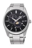 【時間光廊】ORIENT 東方錶 日月星辰 立體層次面板 自動上練 機械錶 全新原廠公司貨 RA-AK0302B
