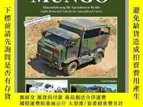 二手書博民逛書店Tankograd罕見5065.ESK Mungo (Slight damage)-Tankograd 5065.