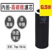 【尋寶趣】適用小米淨化器 分解甲醛 無酸味 淨化空氣 活性碳 顆粒灰塵 濾芯耗材 Top-136-Ac