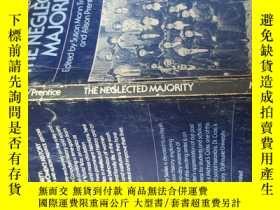 二手書博民逛書店the罕見neglected majorityY271632 s