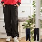 日系木釦口袋長褲(共 2色)(XL~5L)onlyyou 中大尺碼 MIT台灣製【B8047】