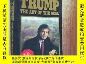 二手書博民逛書店TRUMP:THE罕見ART OF THE DEALY238458 Donald J.(唐納德·J·川普) 著