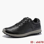 男鞋牛皮皮鞋golf高爾夫球鞋固定釘防滑運動鞋休閑鞋男士鞋子