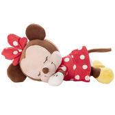 DISNEY 迪士尼 睡覺好朋友 米妮S_TA24732