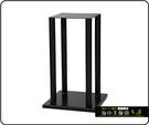{{ 海中天休閒傢俱廣場 }} C-99 摩登時尚 餐桌腳系列 483-05 加重型四管餐桌腳/烤黑腳