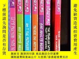 二手書博民逛書店Dear罕見Dumb Diary Set, Books 1-7 (let s Pretend This Never