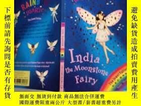 二手書博民逛書店India罕見the Moonstone Fairy :印度月亮石仙女Y200392