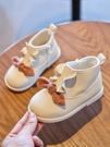 兒童鞋 女童靴子2019秋季新款時尚兒童馬丁靴公主短靴春秋寶寶單靴1-3歲2【全館免運】