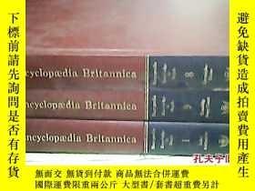 二手書博民逛書店Encyclopaedia罕見Britannica(1.8.9.