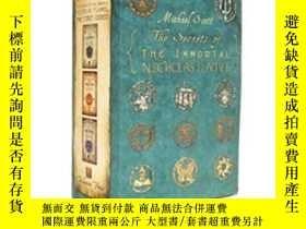二手書博民逛書店The罕見Secrets Of The Immortal Nicholas FlamelY256260 Mic