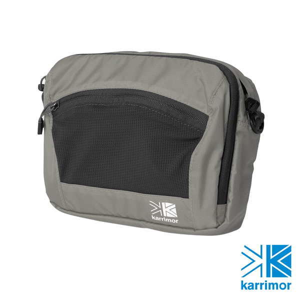 日系[ Karrimor ] Trek carry front bag 多用途胸前包  銀
