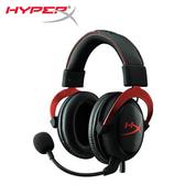 【HyperX 金士頓】 CLOUD II 電競耳機-酷炫紅(KHX-HSCP-RD)