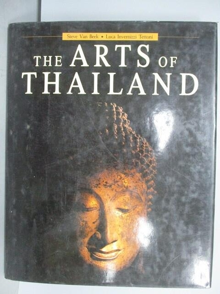 【書寶二手書T5/藝術_FON】The Arts of Thailand
