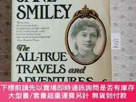 二手書博民逛書店The罕見All-True Travels and Adventures of Lidie Newton A No