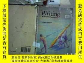二手書博民逛書店Writing罕見A Workshop Approach 寫作方法研討會(02)Y203004
