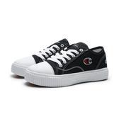CHAMPION 黑 小LOGO 基本款 帆布鞋 休閒鞋 女 (布魯克林) 922220211