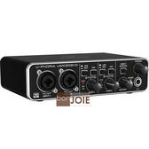 ::bonJOIE:: 美國進口 Behringer UMC202HD USB 錄音介面 德國耳朵牌 錄音卡 內建48V幻象 24Bit高取樣 UMC202 HD