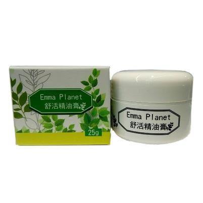 EMMA PLANET 舒活精油膏 脹氣膏(25g)