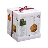 【烘焙客】DiHaNi 無糖手感餅乾禮盒組 (南瓜子、蔓越莓、檸檬杏桃、藍莓燕麥) 480公克/盒 #四口味
