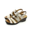 Moonstar 涼鞋 白色/銅色 女鞋 no053