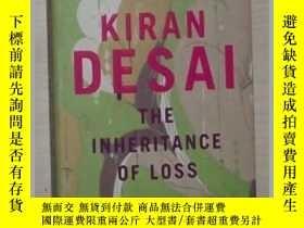二手書博民逛書店英文原版罕見《 The Inheritance of Loss