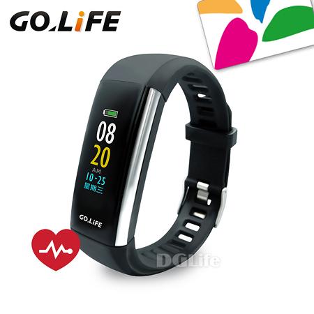 《GOLiFE》智慧全彩悠遊心率手環 CareXU