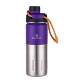 【週年慶倒數3天 8折起】Santeco K2 保溫瓶 500ml 紫羅蘭-生活工場