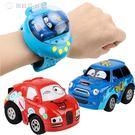 手錶遙控車迷你汽車兒童電動玩具男孩女孩3-45-6歲 【創時代3c館】