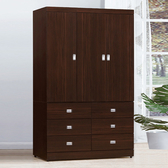 【YFS】巴特4x7衣櫃-122x55x196cm