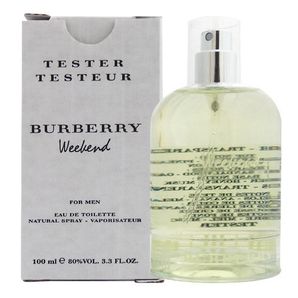 BURBERRY Weekend 週末男性淡香水100ml Tester環保包裝【娜娜香水美妝】