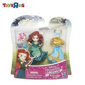 玩具反斗城   迪士尼迷你公主人物配件組(勇敢傳說 梅莉達Merida)
