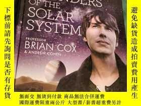 二手書博民逛書店Wonders罕見of the Solar System【破損有
