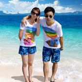 夏季男士沙灘褲速干五分褲三亞海邊度假短褲