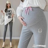 孕婦打底褲孕婦褲子春秋薄款2020新款春夏長褲女時尚外穿春裝夏裝