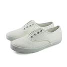 Mami rabbit 休閒布鞋 白色 閃粉 女鞋 FA-6944A-02 no066