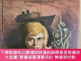 二手書博民逛書店Nancy罕見Drew, Book 17:The Mystery of the Brass-Bound Trunk