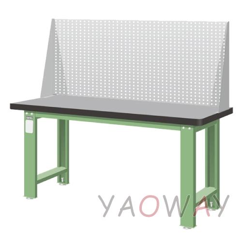 【耀偉】天鋼 上架組(天鋼桌板)工作桌WA-67TG2 (工作台,工業桌,機台桌)