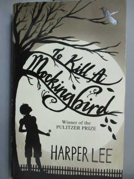 【書寶二手書T1/原文小說_LER】To Kill a Mockingbird_Harper Lee