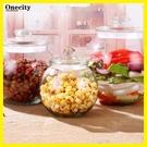 泡菜壇子玻璃加厚無鉛家用 5斤10斤透明迷你小號腌菜罐酸菜密封瓶