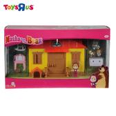 玩具反斗城 瑪莎與熊 瑪莎遊戲組-瑪莎的家