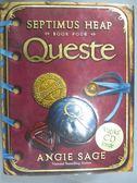 【書寶二手書T8/原文小說_GHQ】Queste_Sage, Angie/ Zug, Mark (ILT)