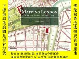 二手書博民逛書店Mapping罕見London: Making Sense Of The CityY364682 Simon