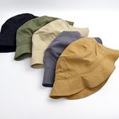 漁夫帽 加大素色拉繩漁夫帽NHD66