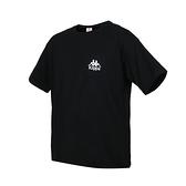 KAPPA 男短袖T恤(純棉 台灣製 休閒 上衣 免運 ≡排汗專家≡
