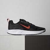 Nike Wearallday Wntr 男鞋 黑橘 輕量 舒適 避震 簡約 慢跑鞋 CT1729-002