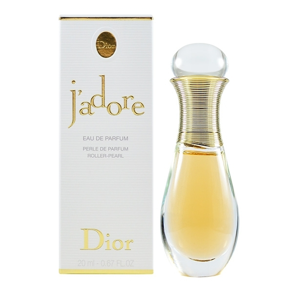 DIOR 迪奧 J'ADORE 親吻香氛 滾珠瓶 20ml 香水 淡香精 J'Adore Eau De Parfum Roller-Pearl - WBK SHOP