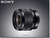 Sony E 10-18mm F4 OSS﹝SEL1018﹞ 平行輸入