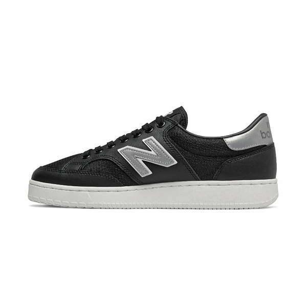 NEW BALANCE 運動男女鞋紐巴倫基本款簡約舒適情侶穿搭黑銀 PROCTCAB【FEEL 9S】