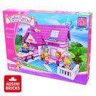 【AUSINI 奧斯尼積木】仙境系列 - 民宅 24901 (可相容於LEGO樂高)